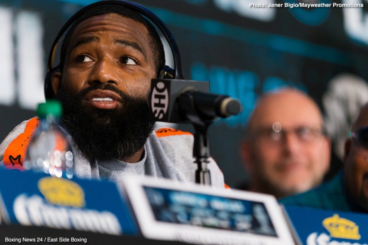 Adrien Broner Boxing News