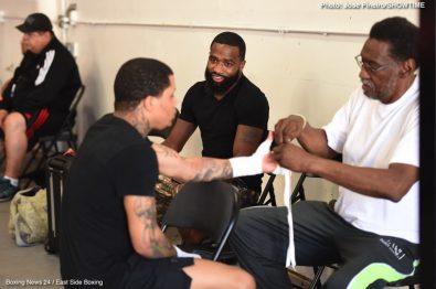Adrien Broner Gervonta Davis Jessie Vargas Boxing News