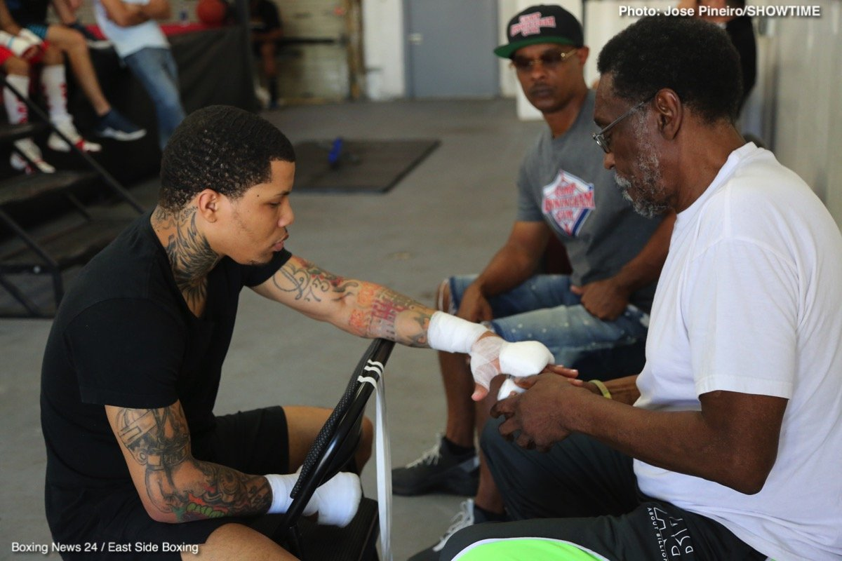 "Gervonta Davis - Floyd ""Money"" Mayweather seems to have formally announced the next fight in the career of Gervonta Davis. Up on social media yesterday went a poster to hype a WBA junior lightweight battle between defending champ Davis and Mexico's Abner Mares, a former champion at super-bantamweight and featherweight. So far there is no date or venue to go along with the poster yet a number of web sites have focused on the fight and it's fair to say most people feel this match-up has only one winner – and his nickname is Tank."