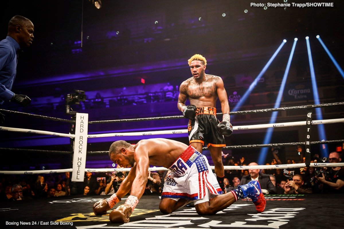 Results: Jarrett Hurd beats Erislandy Lara — Boxing News 24/7