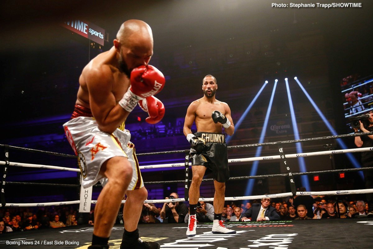 What next for James DeGale, Caleb Truax?