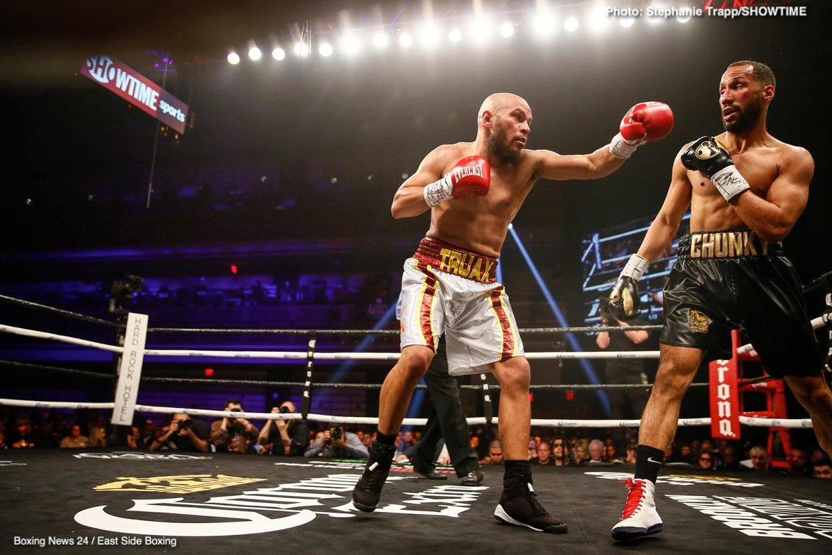 Caleb Truax - Vladimir Hernandez To Face Hard-Hitting Alfredo Angulo in FOX PBC Fight Night Co-Main Event This Saturday, August 29 from Microsoft Theater in Los Angeles