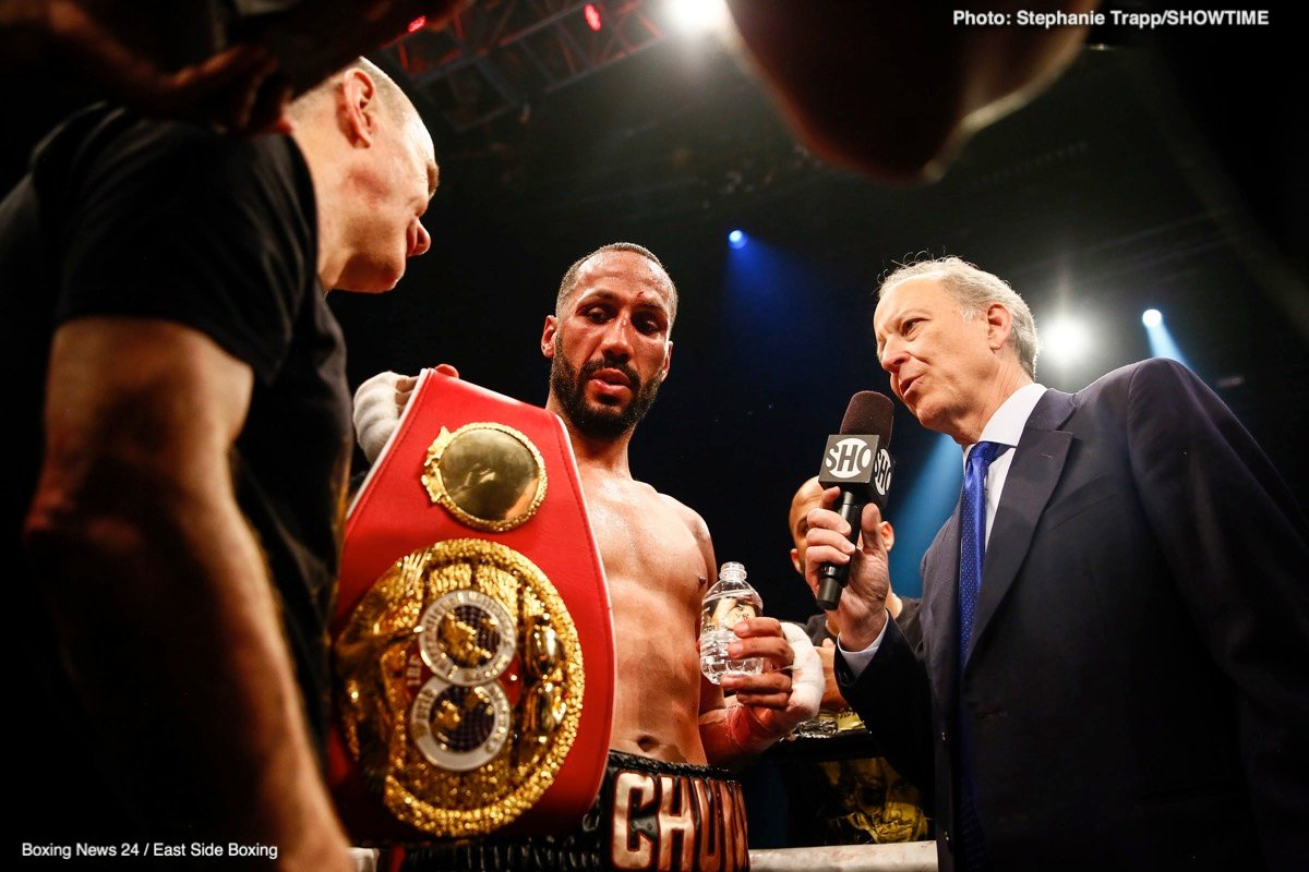 Caleb Truax James DeGale Boxing News British Boxing Top Stories Boxing