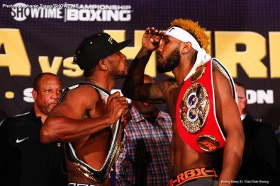 Caleb Truax Erislandy Lara James DeGale Jarrett Hurd Julian Williams Nathaniel Gallimore Boxing News