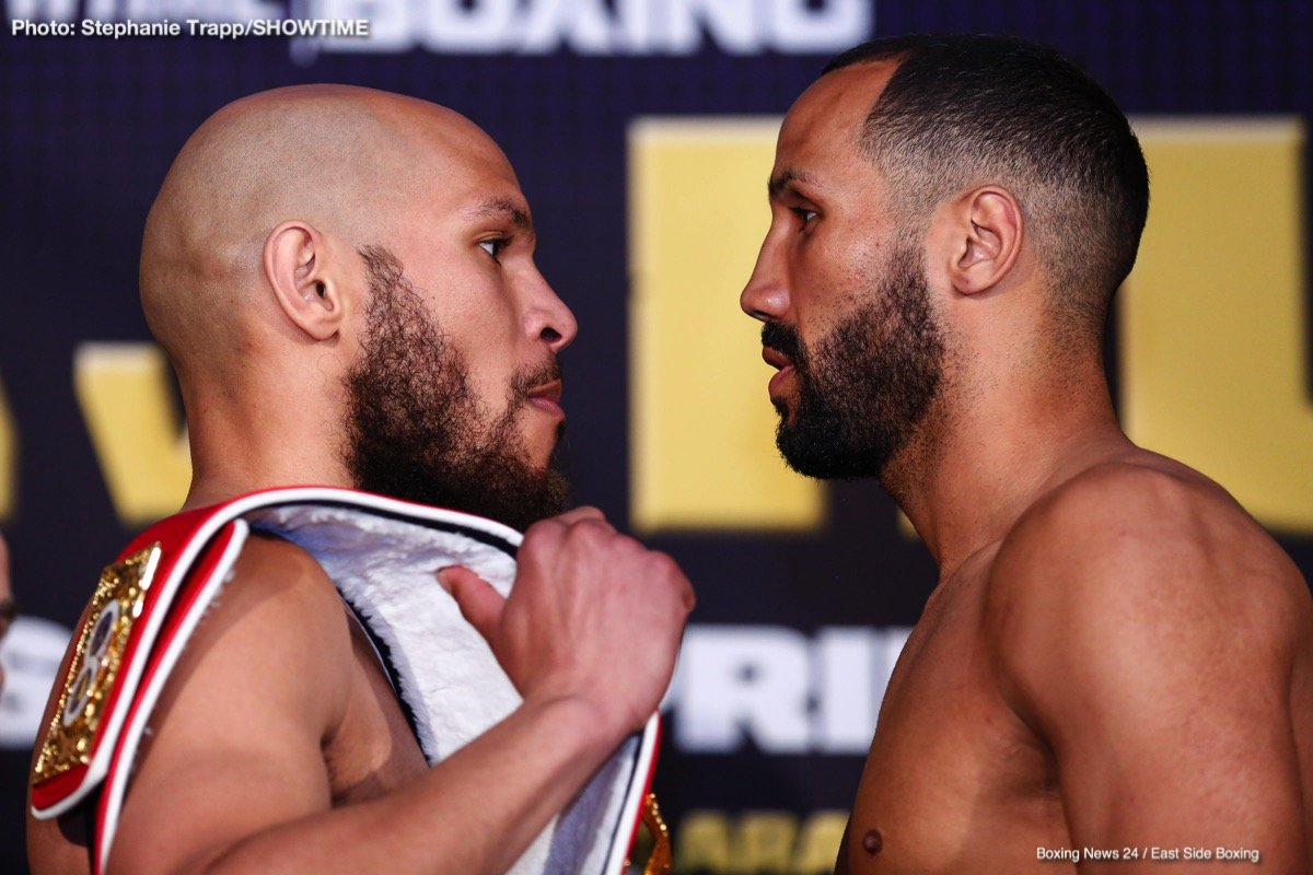 Caleb Truax James DeGale Boxing News British Boxing