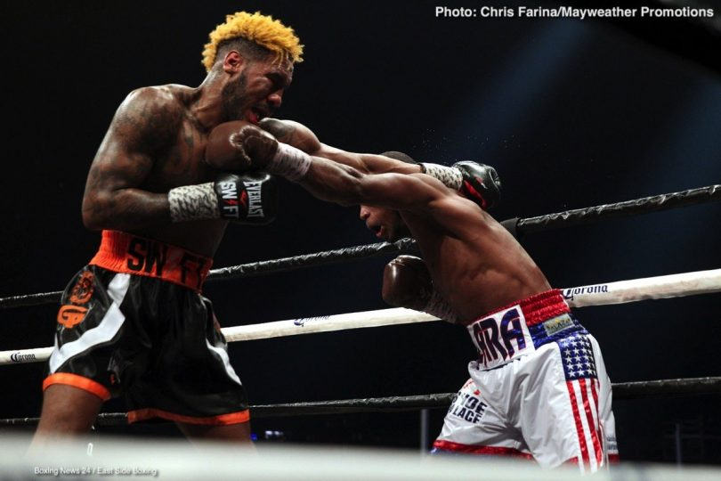 Erislandy Lara Jarrett Hurd Boxing News Boxing Results