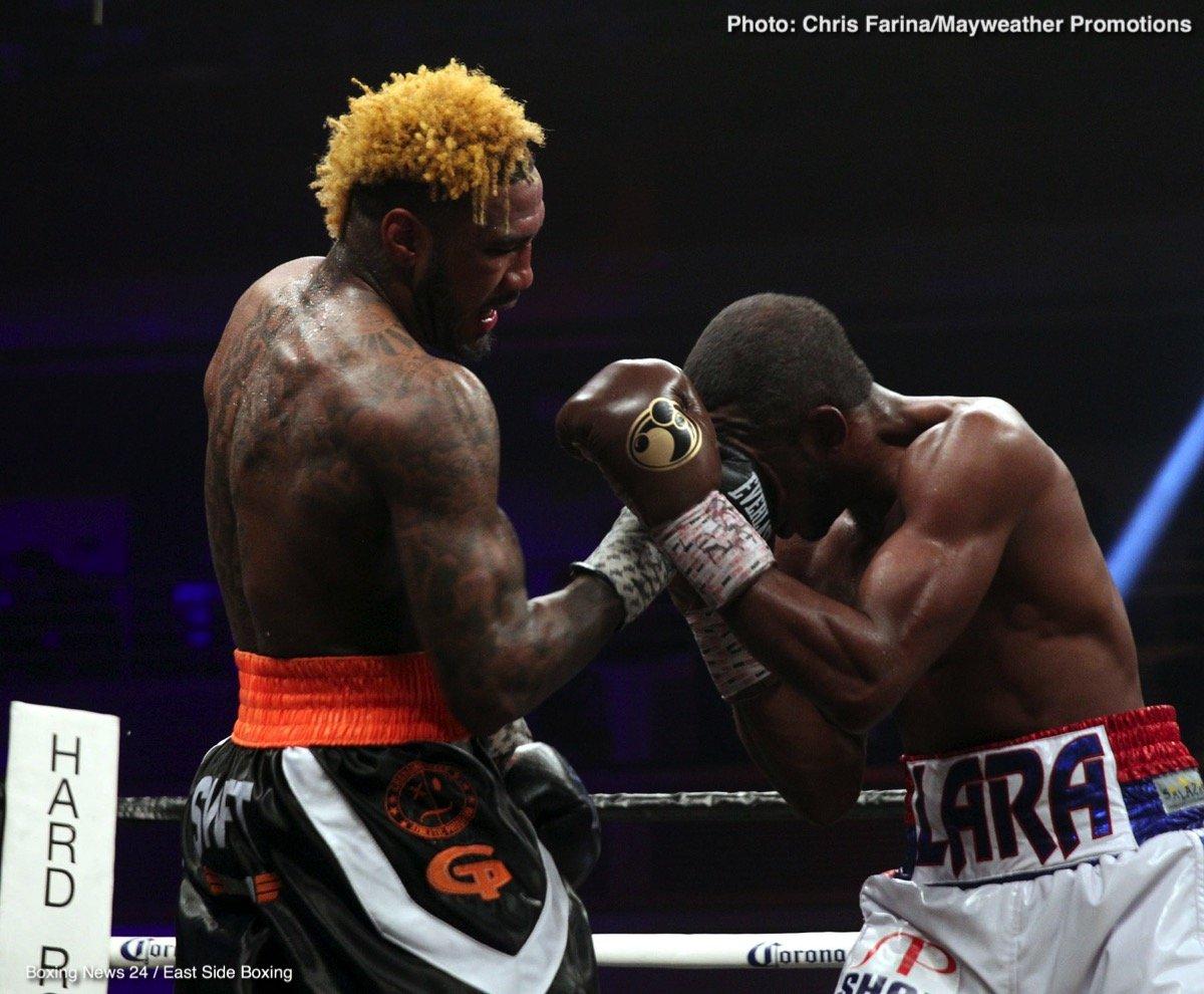 Erislandy Lara Jarrett Hurd Boxing News Boxing Results