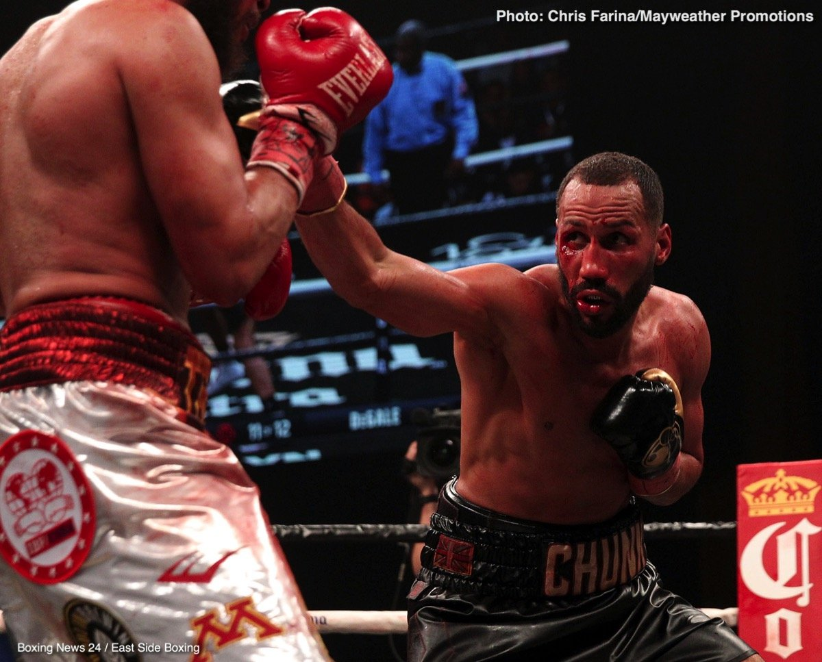 Caleb Truax James DeGale Boxing News Boxing Results