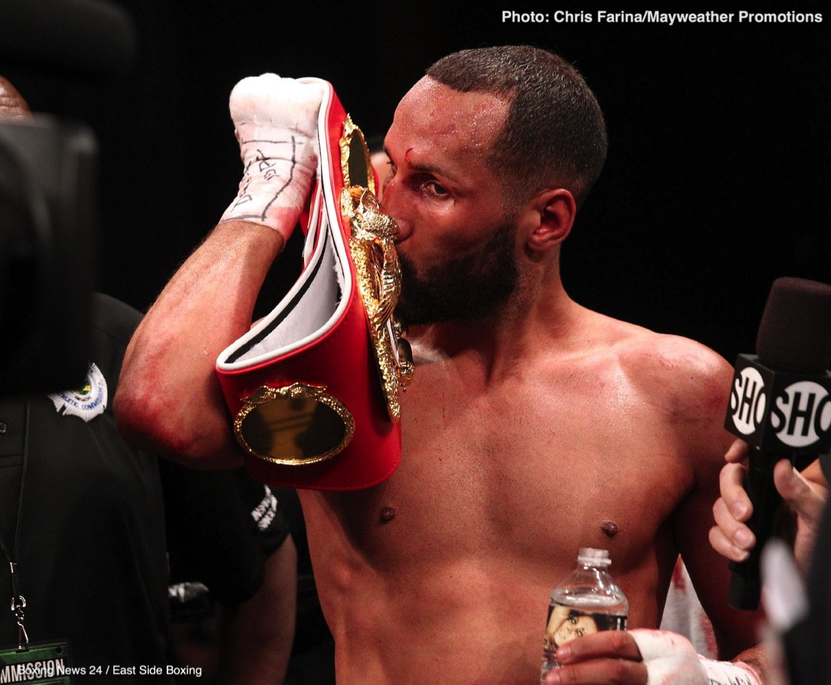 James DeGale Boxing News British Boxing