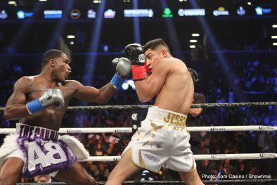 Adrien Broner Gervonta Davis Hugo Centeno Jr Jermall Charlo Jessie Vargas Boxing News Boxing Results