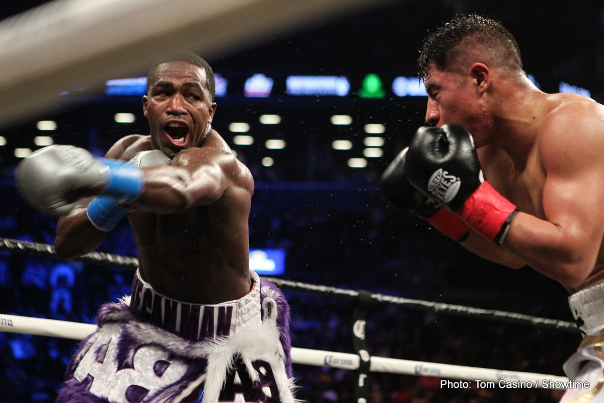 "Adrien Broner ""announces retirement"" on social media – but is The Problem serious?"