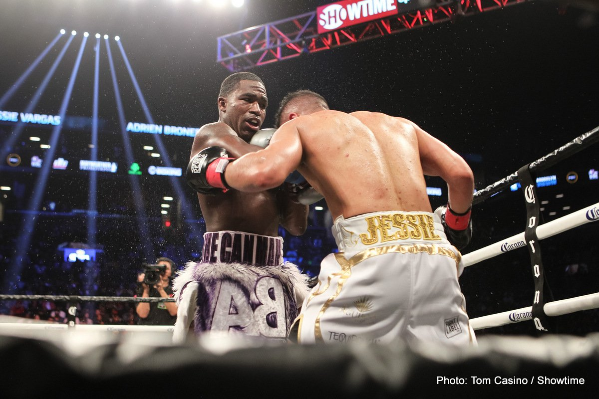 A.B vs. A.K – Broner vs. Khan: who wins?