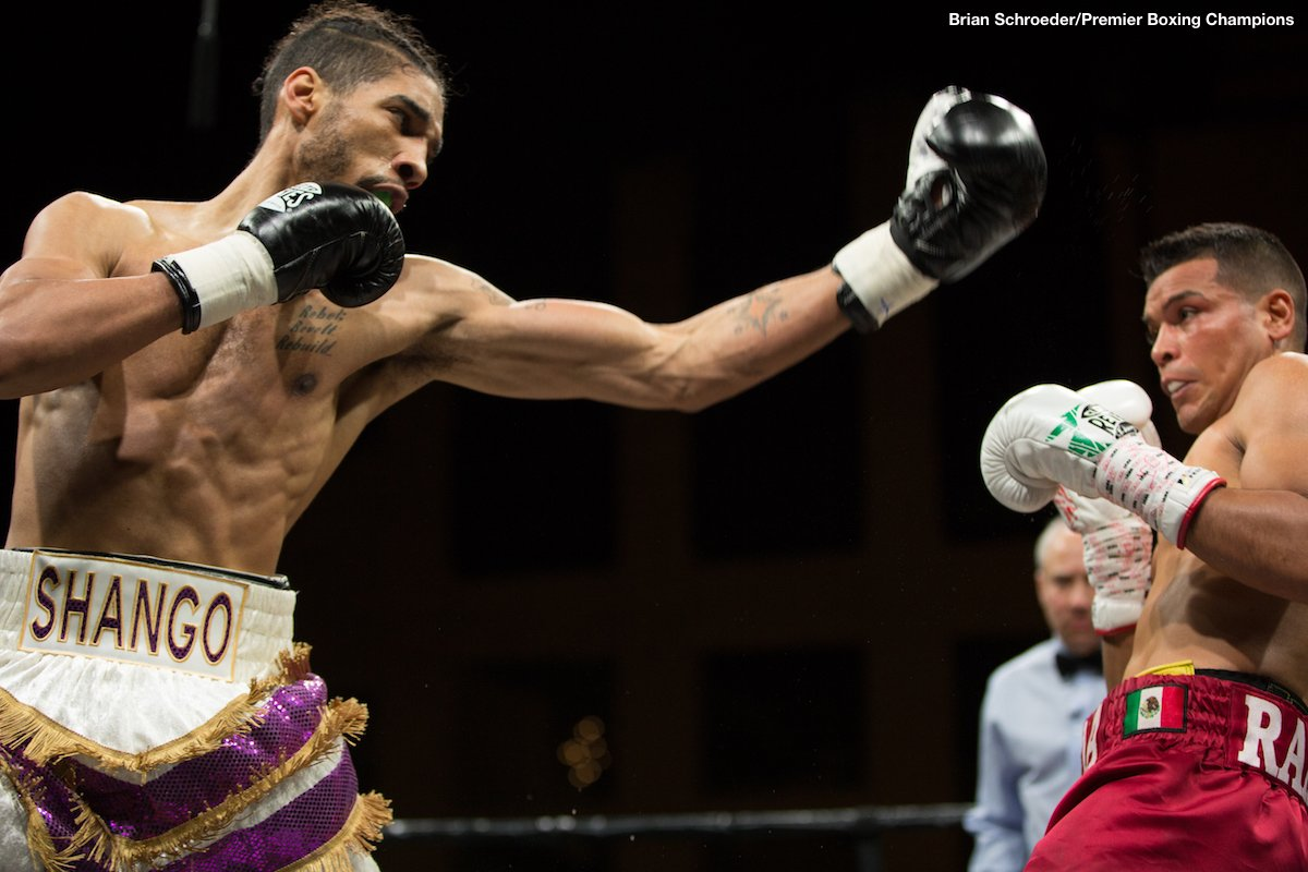 Jamal James edges Abel Ramos in PBC on FS1 Main Event