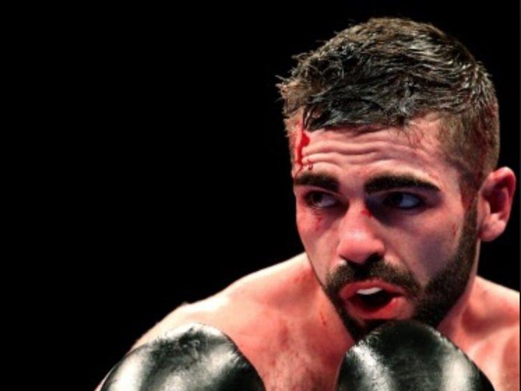 Jono Carroll Marco McCullough British Boxing Press Room