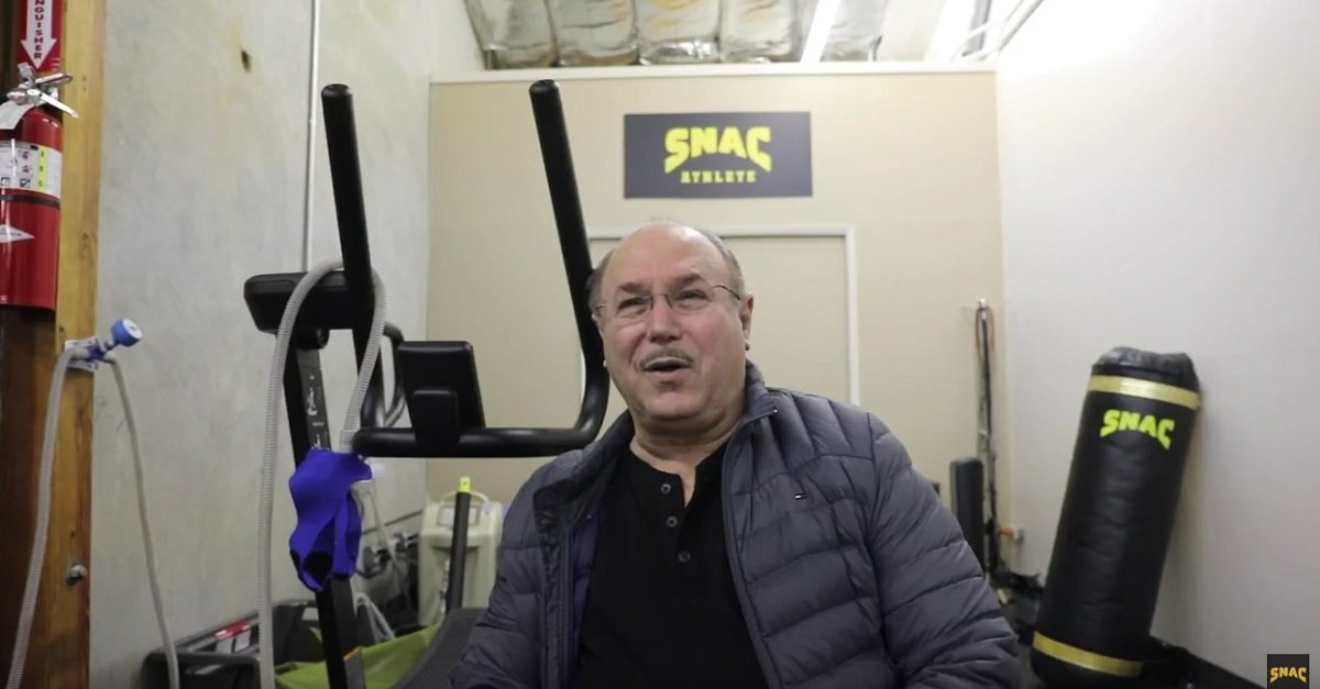 """Victor Conte Launches New High-Tech Boxing Training Series """"Conte University TV"""""""