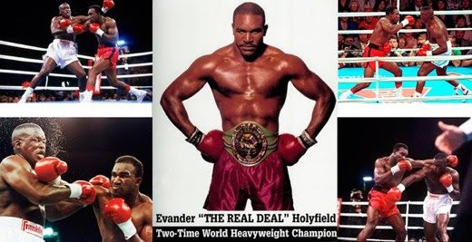 Evander Holyfield - THE 12th ROUND: SUCCESS AFTER A LIFE INSIDE THE RING