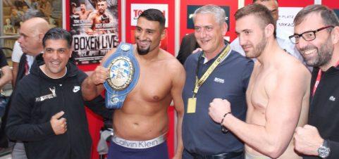 Agit Kabayel Tom Schwarz Boxing News