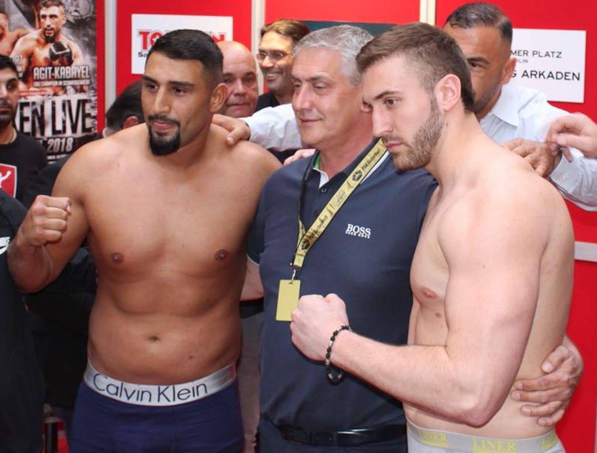 Agit Kabayel, Tyson Fury - Boxing News