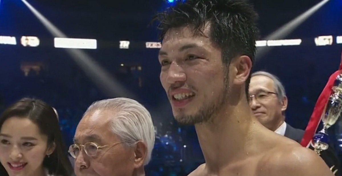 Ryota Murata wants Gennady Golovkin fight