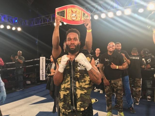 Brandon Robinson, Oscar Riojas - This past Friday night, super middleweight Brandon Robinson won his 10th straight bout as he won a eight-round unanimous decision over Oscar Riojas in the headline bout of a seven-bout card at the 2300 Arena in Philadelphia.