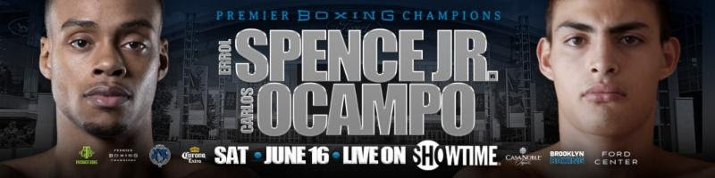 Daniel Roman faces Moises Flores on Spence-Ocampo card on 6/16