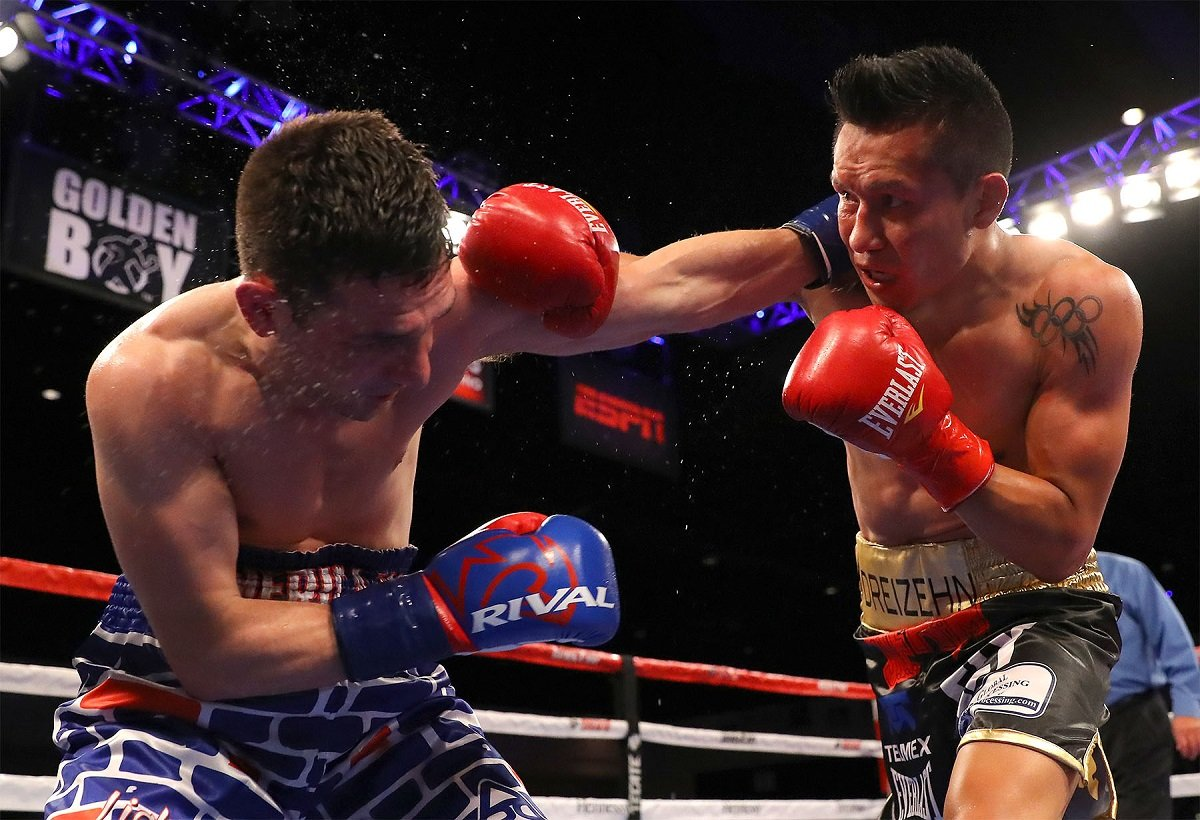 Francisco Vargas Rod Salka Boxing News Boxing Results