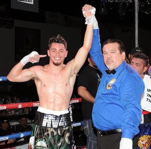 Ruben Villa - Top featherweight prospect Ruben Villa (10-0, 4 KOs) looks to add the first championship of his young career when he battles Colombian Marlon Olea (13-2, 12 KOs) for the vacant WBO Youth Title this Saturday night from the Salinas Storm House in Salinas, Calif.