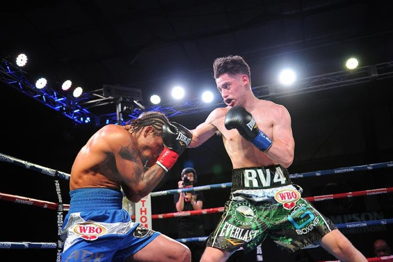 Ruben Villa - Prized prospect Ruben Villa (11-0, 4 KOs) continued his upward trajectory by thoroughly dismantling Marlon Olea (13-3, 12 KOs) to win the vacant WBO Youth Featherweight Title Saturday night from his hometown of Salinas, Calif.
