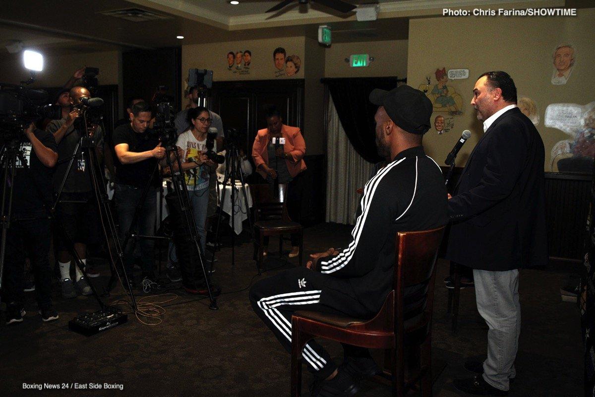 Austin Trout Jermell Charlo Boxing News