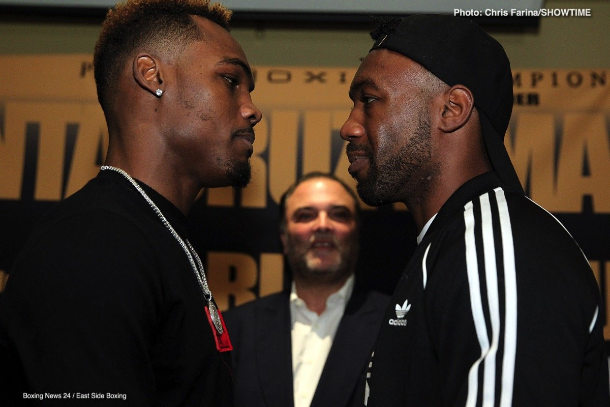 Jermell Charlo and Austin Trout – LA quotes for June 9