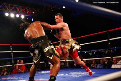 Devin Haney Mason Menard Boxing News Boxing Results