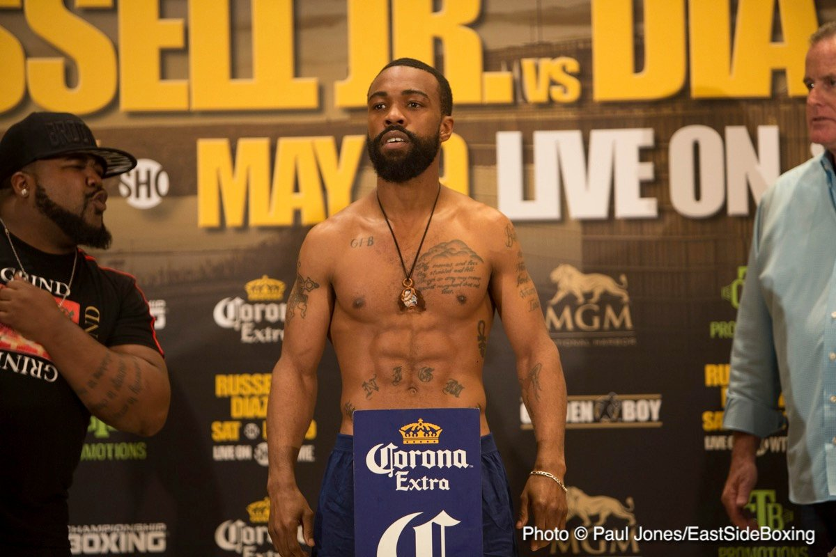 Adonis Stevenson, Badou Jack, Gary Russell Jr., Joseph Diaz Jr - Boxing News