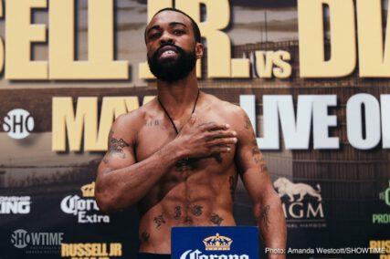 Gary Russell Jr., Joseph Diaz Jr - Boxing News