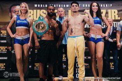 Gary Russell Jr. Joseph Diaz Jr Boxing News Top Stories Boxing
