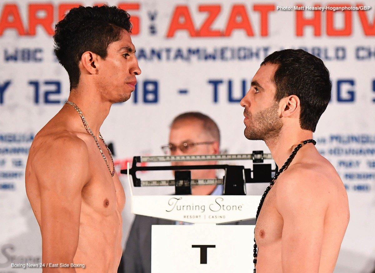 Jaime Munguia Sadam Ali Boxing News
