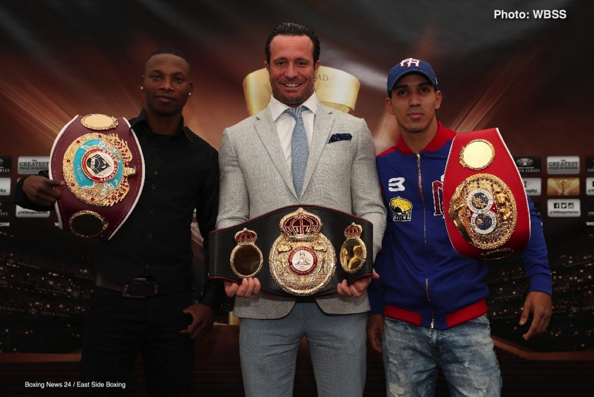 Emmanuel Rodriguez Juan Carlos Payano Nonito Donaire Ryan Burnett Zolani Tete Boxing News