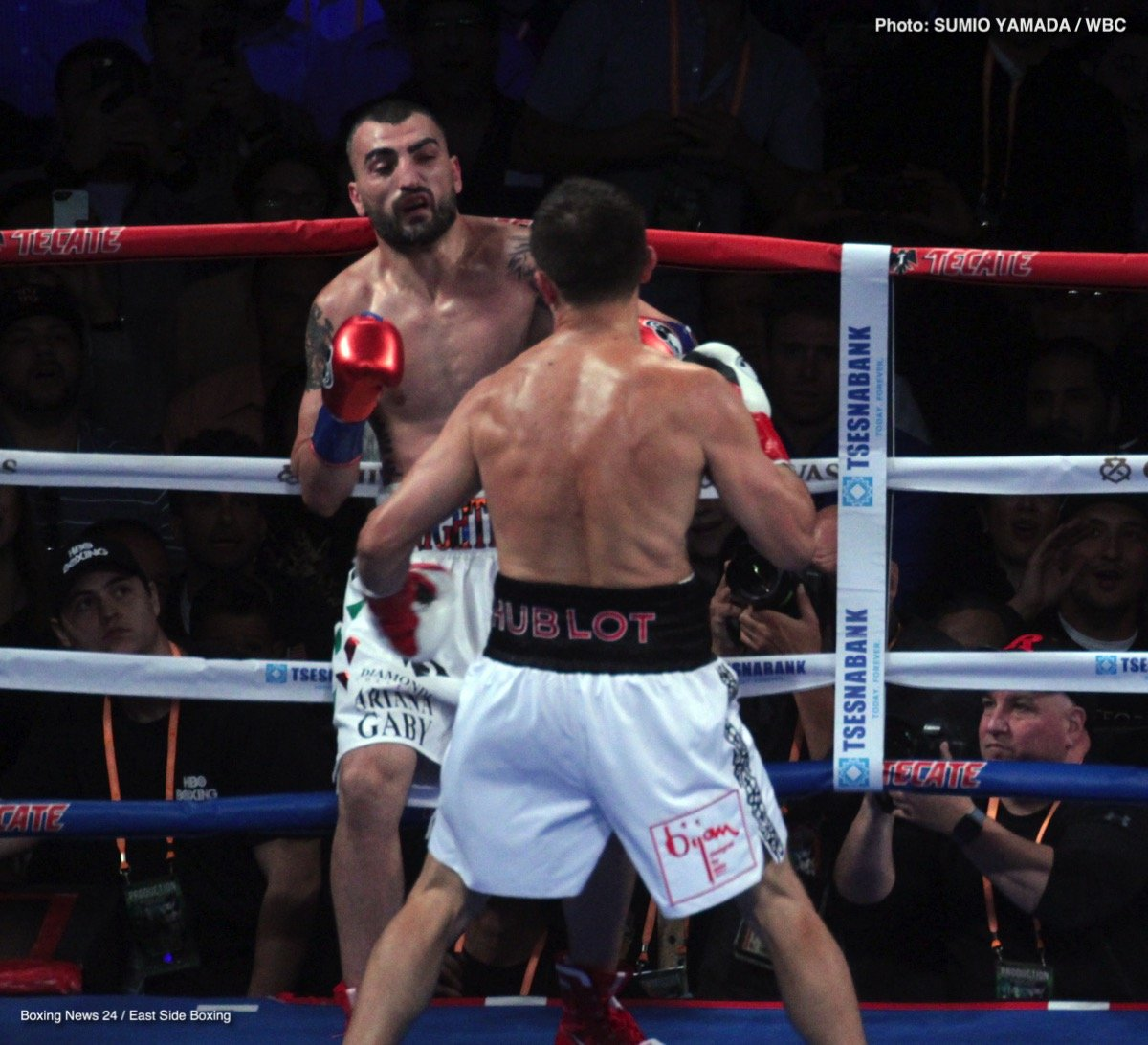 Results: GGG Brutally KOs Martirosyan