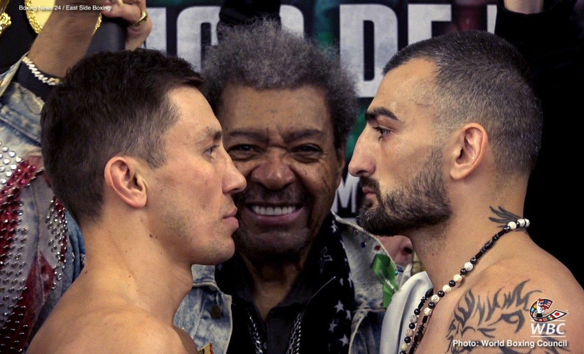 "He gave us ""The Rumble In The Jungle,"" he gave us ""The Sound And The Fury"" and he gave us ""The Last Hurrah."" And tomorrow night, boxing promoter extraordinaire Don King may well have his very own last hurrah. The surprise shot Vanes Martirosyan got against middleweight king Gennady Golovkin when Canelo Alvarez tested positive for a banned substance represented almost as big a chance for King as it did and does for Vanes himself."