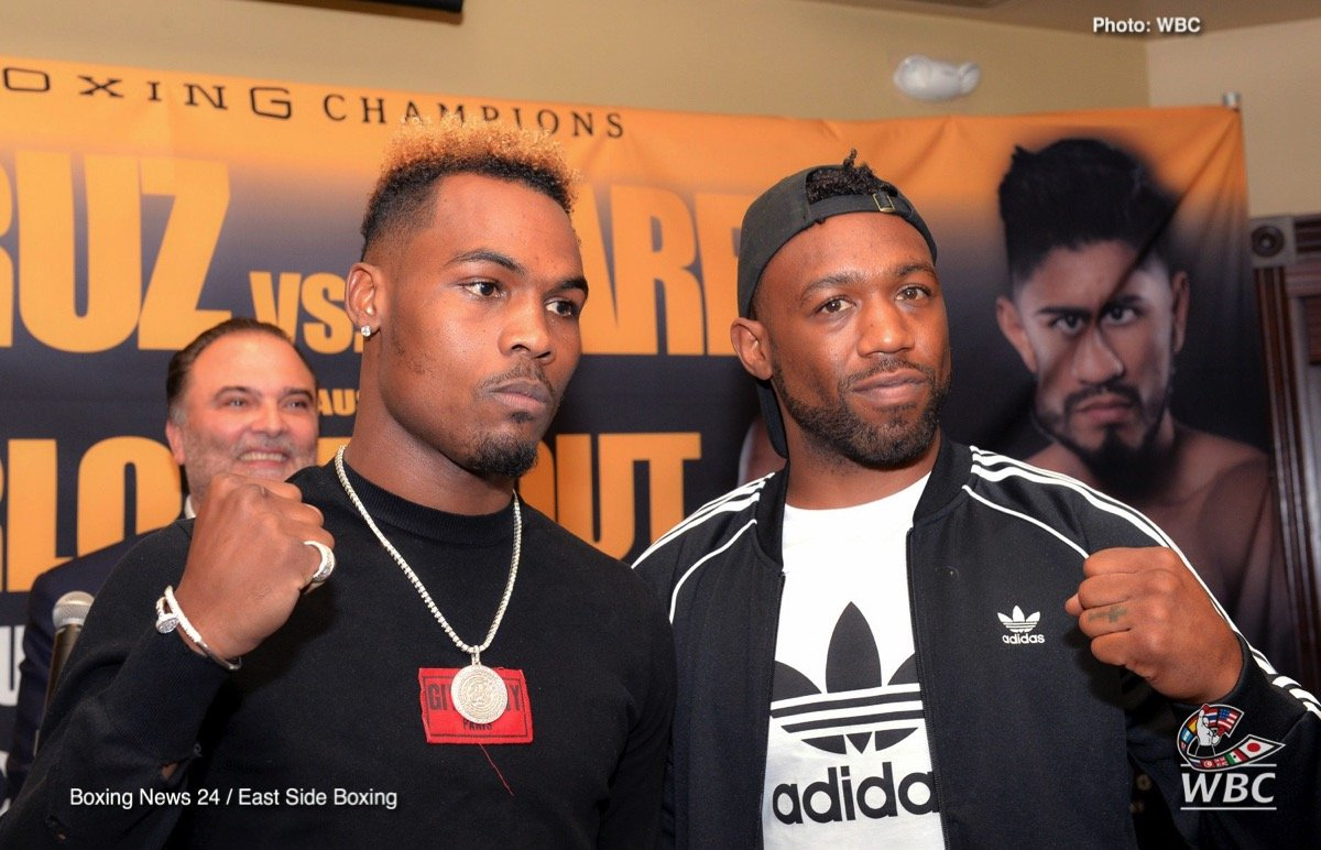 Austin Trout, Jermell Charlo - I want to introduce to you first, Chris DeBlasio, the Senior Vice President of Sports Communications from SHOWTIME. I think Chris wants to make a few opening comments. And of course, I like to always thank my good friend, Stephen Espinoza, for his commitment to the sport as well. Chris, do you want to say a few words?