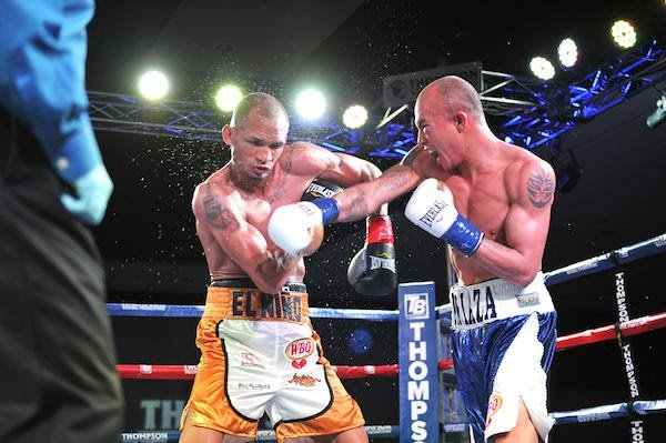 - Unbeaten welterweight contender Roberto Arriaza (17-0, 13 KOs) smoothly out boxed Juan Ruiz (20-2, 12 KOs) through 10-rounds Friday night from the Doubletree Hotel in Ontario, Calif.