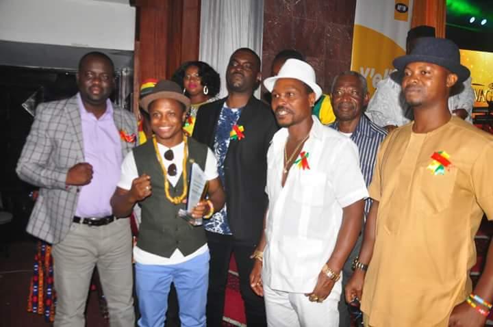 Isaac Dogboe named Ghana Sports Writers' Sportsman of the year