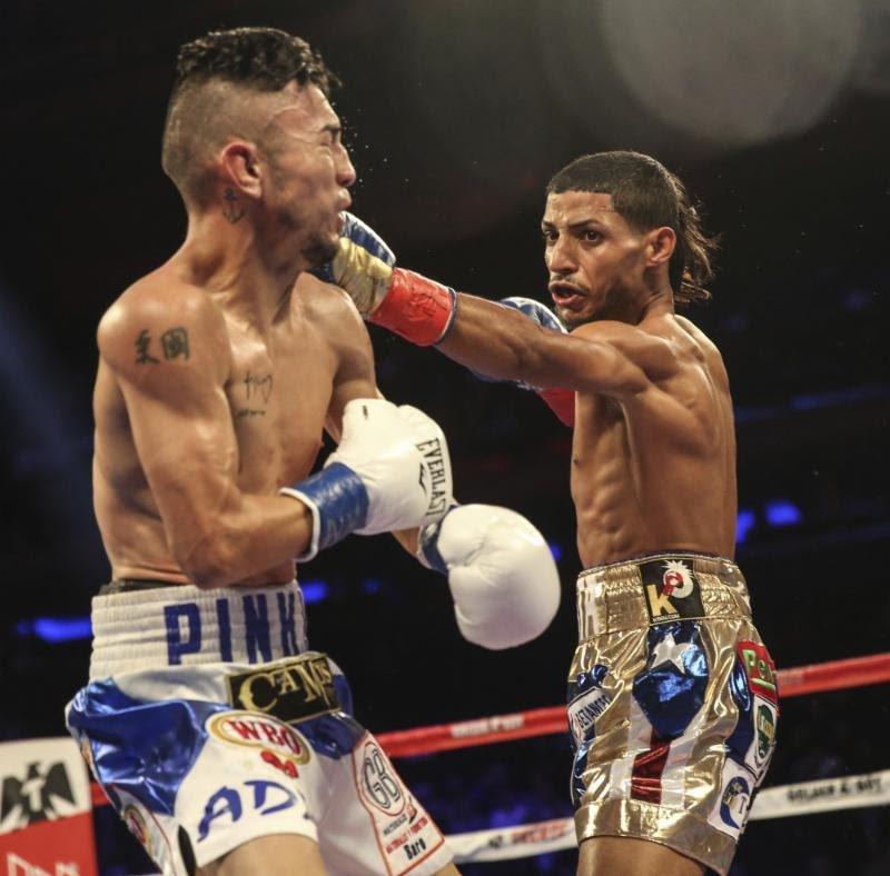 """Tito Acosta vs. Carlos """"Chocorroncito"""" Buitrago on 6/16"""