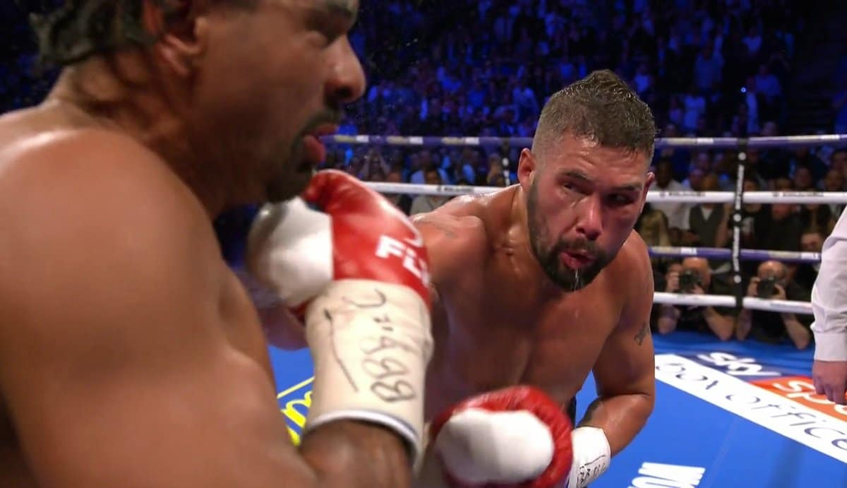 Tony Bellew Boxing News British Boxing
