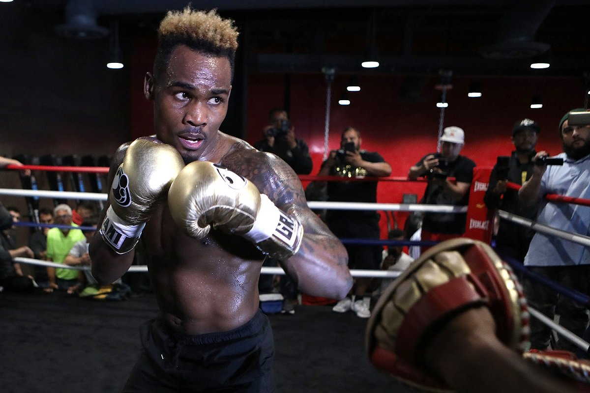 Austin Trout, Jermell Charlo -  Unbeaten super welterweight world champion Jermell Charlo has arrived in Los Angeles ahead of his upcoming showdown Saturday, June 9 live on SHOWTIME against former champion Austin Trout as part of action from STAPLES Center in Los Angeles in an event presented by Premier Boxing Champions.