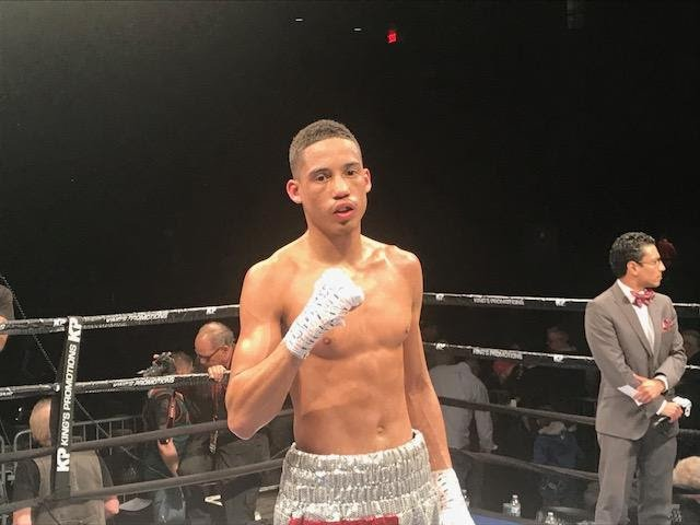Mykal Fox - This Friday night, undefeated junior welterweight Mykal Fox takes the next step towards a big fight when he takes on Anthony Mercado in the main event of nine bout card at SugarHouse Casino.