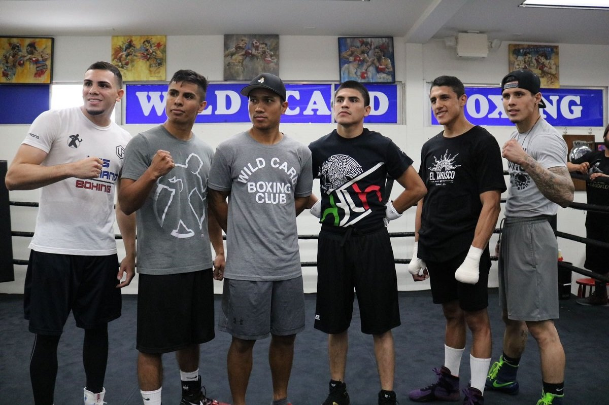 Diego De La Hoya and Mercito Gesta quotes for June 8