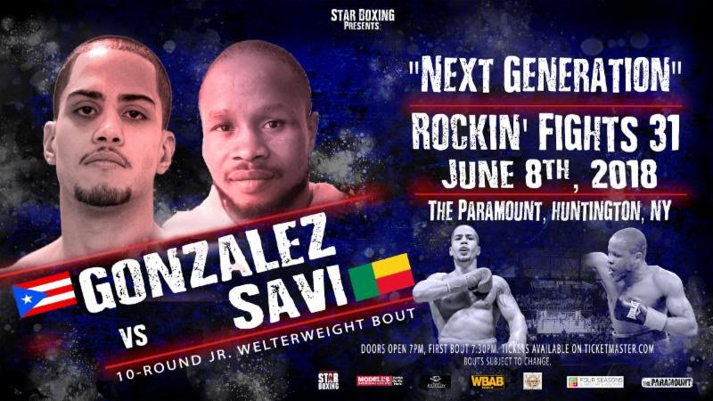 Danny Gonzalez - JUNE 8TH at THE PARAMOUNT was set to be a battle for bragging rights between two Long Island sluggers in ANTHONY KARPERIS and DANNY GONZALEZ. However, unfortunately, Anthony Karperis suffered a hand injury while training, causing him to be unable to fight on June 8th.