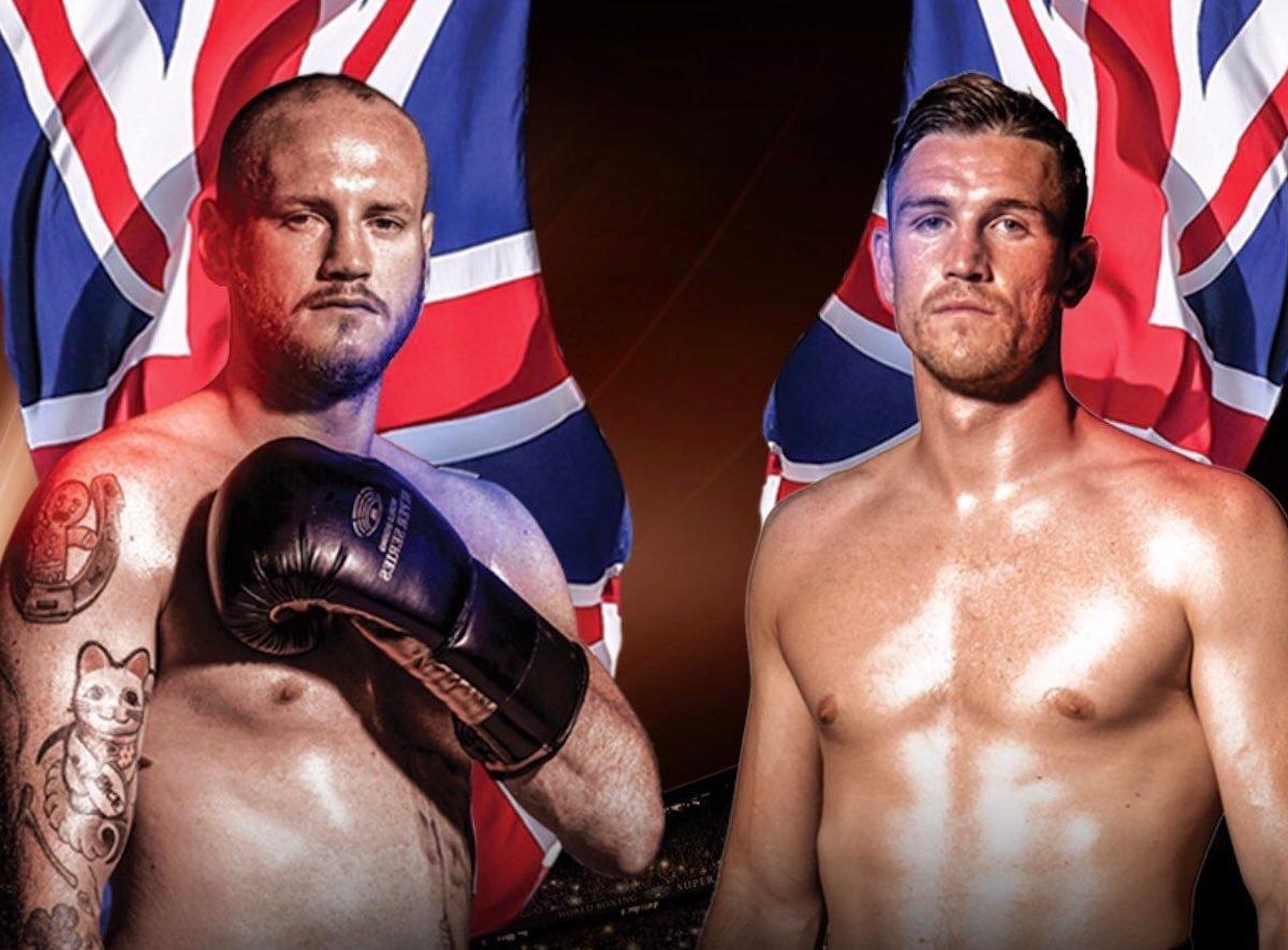 Callum Smith George Groves Boxing News British Boxing