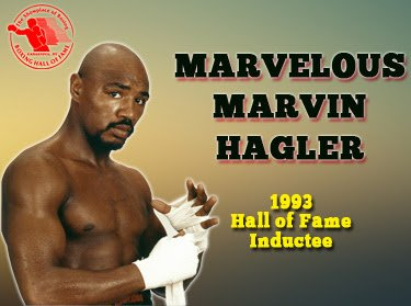 Marvelous Marvin Hagler Press Room