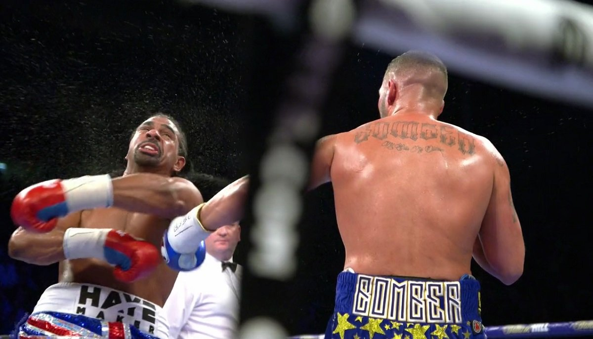 "Tony Bellew delivered once again. Last night, in his grudge rematch with David Haye, ""Bomber"" both lived up to his nickname and his pre-fight promise of ""ending"" David Haye. Bellew said he would finish off Haye's career and with his crushing fifth-round KO win he surely did just that."